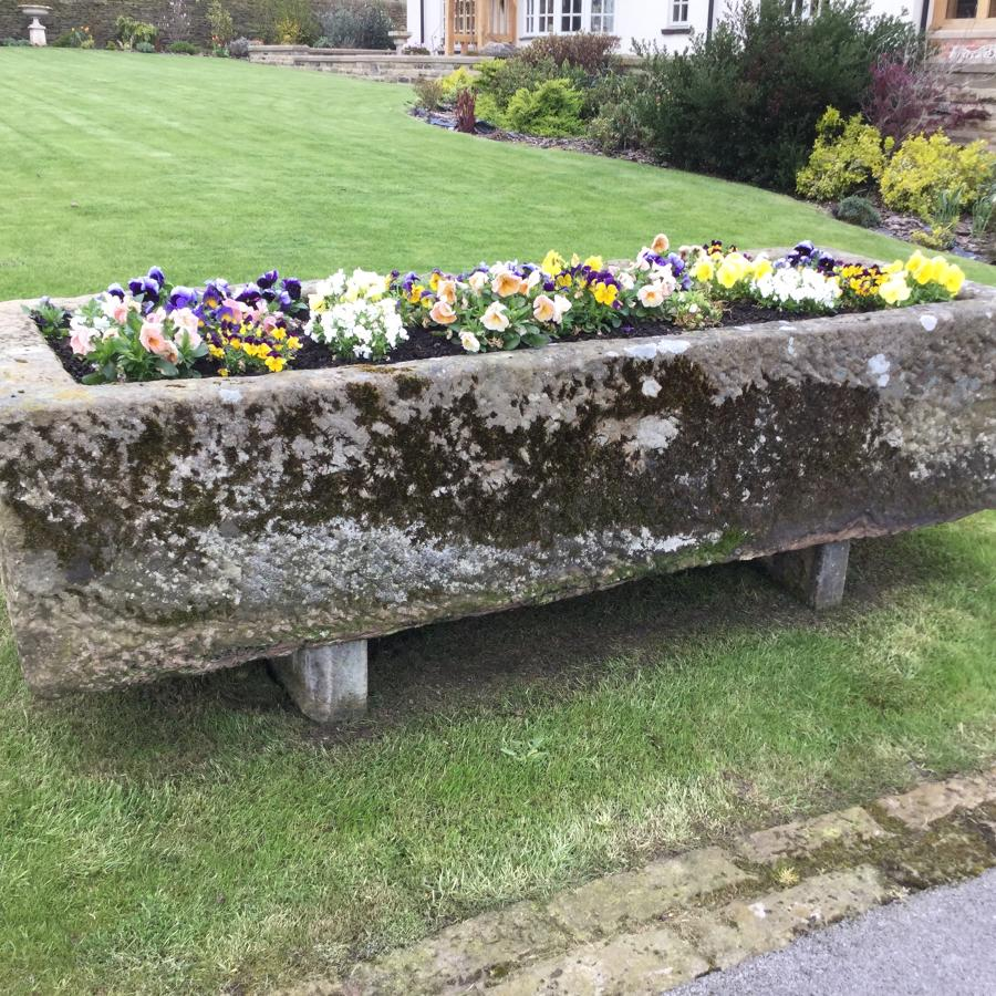 STONE TROUGHS
