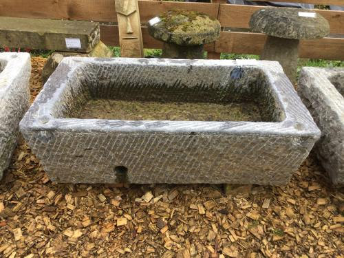 GRANITE STONE TROUGH