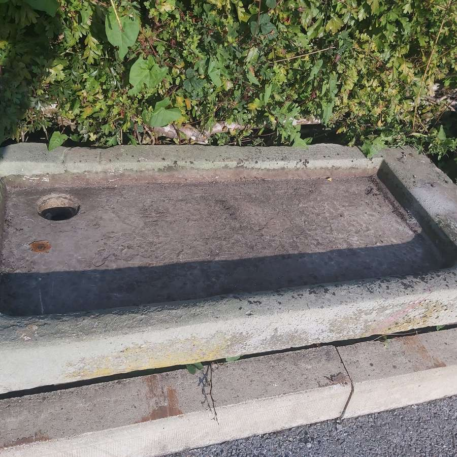 BUTLERS STONE SINK